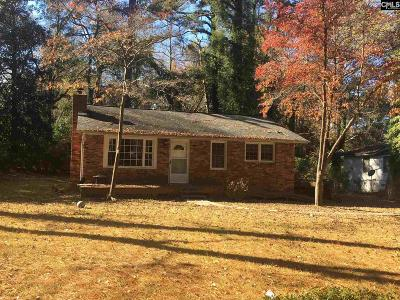 Single Family Home For Sale: 161 Horseshoe