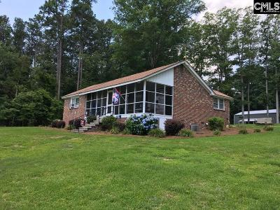 Lexington County, Newberry County, Richland County, Saluda County Single Family Home For Sale: 1992 Hollands Landing