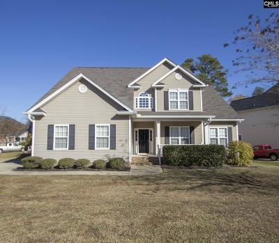 Irmo Single Family Home For Sale: 1 Waterside