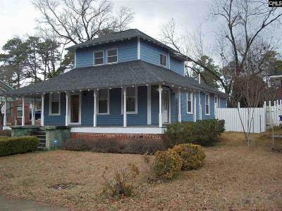 Richland County Rental For Rent: 609 Duke