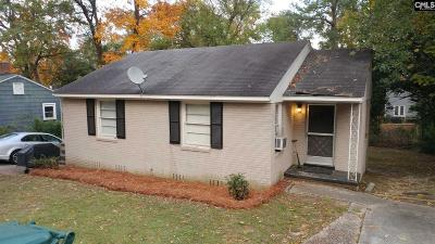 Columbia SC Multi Family Home For Sale: $139,000