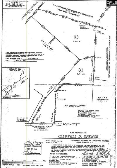 Residential Lots & Land For Sale: Jim Spence Rd