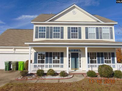 Richland County Single Family Home For Sale: 497 Indigo Ridge