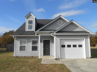 Batesburg Single Family Home For Sale: 321 N Carolina