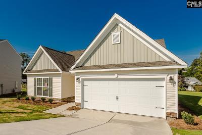 West Columbia Single Family Home For Sale: 210 Oristo Ridge