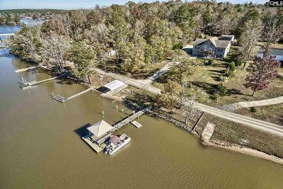 Wateree Hills, Lake Wateree, wateree keys, wateree estate, lake wateree - the woods Single Family Home For Sale: 2362 Beaver Creek