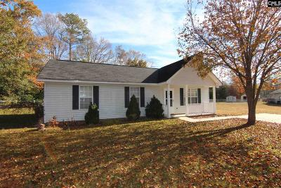 Elgin SC Single Family Home For Sale: $115,000