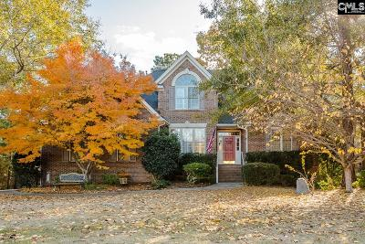 Single Family Home For Sale: 10 Crescent Lake