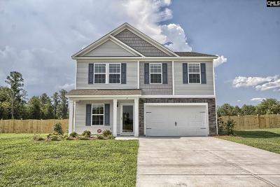 West Columbia Single Family Home For Sale: 321 Oristo Ridge
