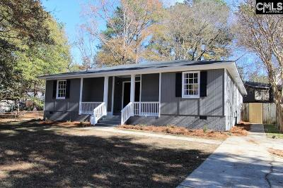 Irmo Single Family Home For Sale: 301 Harleston