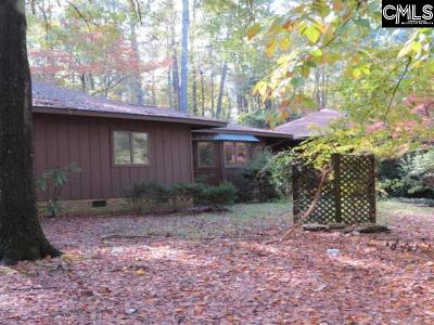 Lexington County, Newberry County, Richland County, Saluda County Single Family Home For Sale: 401 Pine Grove