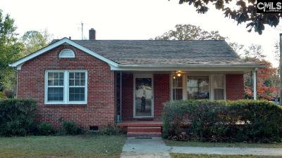West Columbia Single Family Home For Sale: 1725 Decree