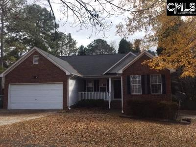 Columbia Single Family Home For Sale: 5 Shellwood