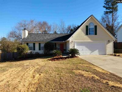 Irmo Single Family Home For Sale: 218 Walnut Grove