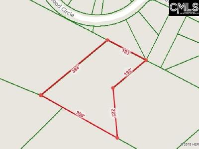 Irmo Residential Lots & Land For Sale: Coogler