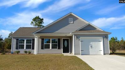 West Columbia Single Family Home For Sale: 313 Oristo Ridge