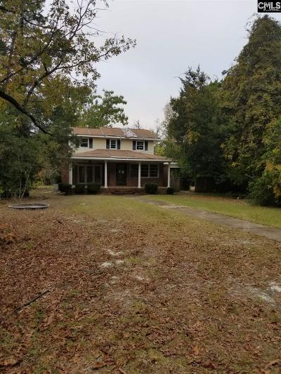 Lexington County Single Family Home For Sale: 141 W Ball Park
