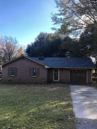Sumter Single Family Home For Sale: 2740 Bonnell