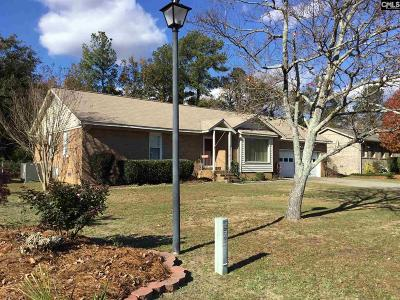West Columbia Single Family Home For Sale: 206 Newfield