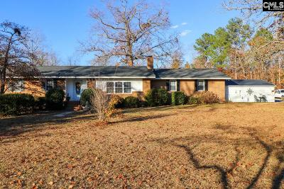 Lexington County, Richland County Single Family Home For Sale: 4013 Roberts