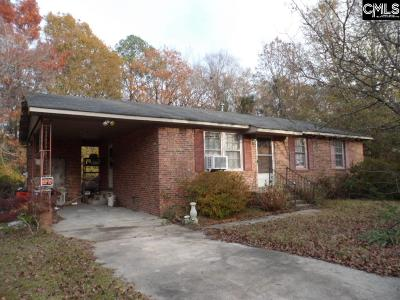 Kershaw County Single Family Home For Sale: 1005 Elgin Estates