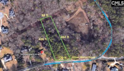 Lexington Residential Lots & Land For Sale: Oliver Metze