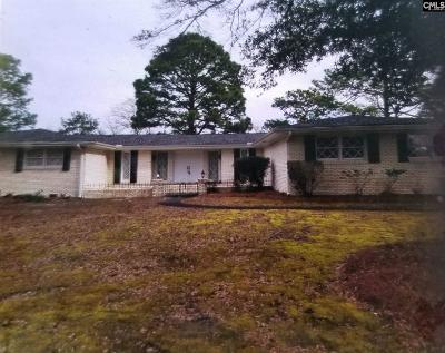 Richland County Single Family Home For Sale: 125 W. Parkshore