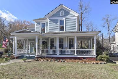 NEWBERRY Single Family Home For Sale: 1617 Harrington