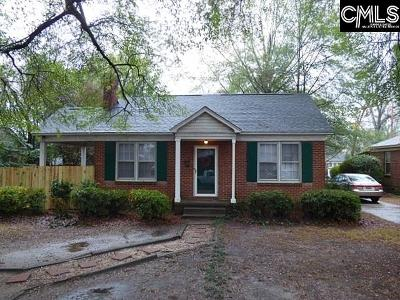 Richland County Rental For Rent: 2936 Prentice