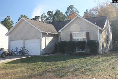 Lexington County, Richland County Single Family Home For Sale: 212 Woodcote Dr