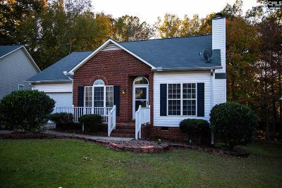 Irmo Single Family Home For Sale: 415 Caddis Creek