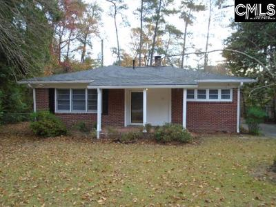 Columbia Single Family Home For Sale: 738 Deerwood