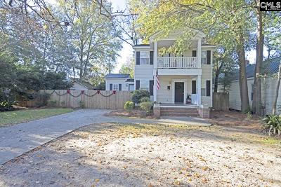 Columbia Single Family Home For Sale: 3105 Lincoln