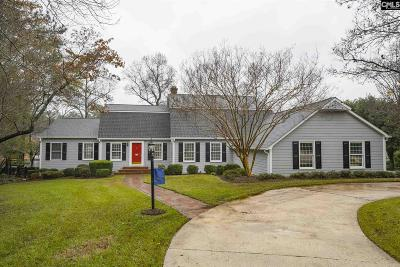 Columbia SC Single Family Home For Sale: $460,000
