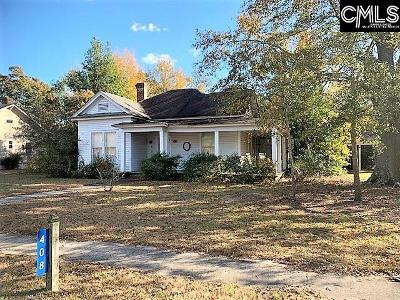Kershaw Single Family Home For Sale: 408 E Church