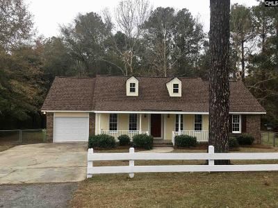 Columbia Single Family Home For Sale: 101 Mill Creek