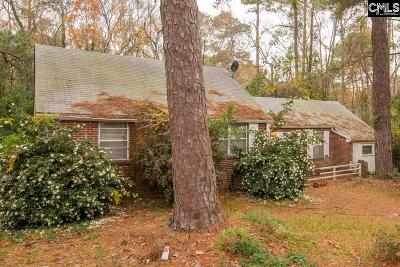 Earlewood Single Family Home For Sale: 3419 Earlewood