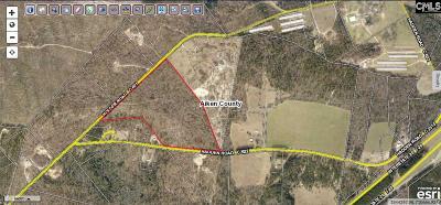 Batesburg, Leesville Residential Lots & Land For Sale: Holder