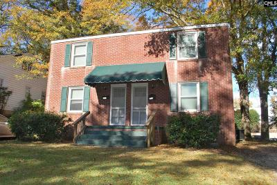 Richland County Multi Family Home For Sale: 3011 Hope