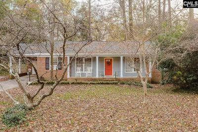 Richland County Single Family Home For Sale: 3201 Cornwall