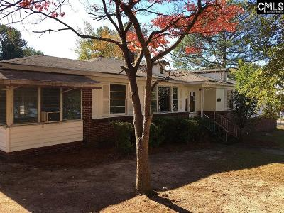 Columbia SC Single Family Home For Sale: $58,900