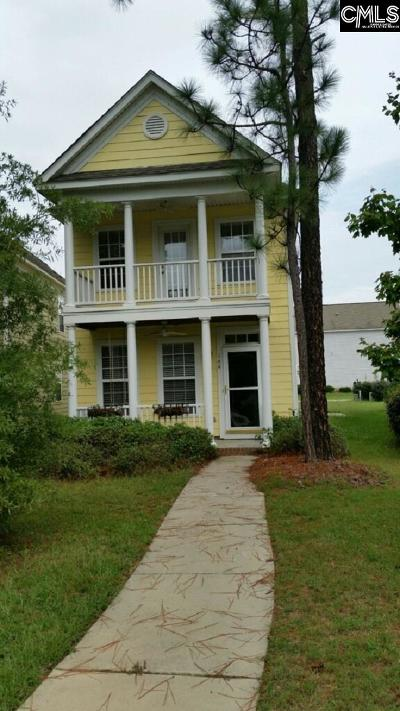 Richland County Rental For Rent: 160 Palmetto Park Circle