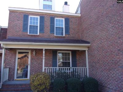 West Columbia Townhouse For Sale: 940 Glenn #905