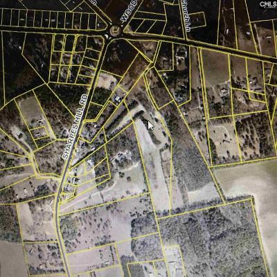 Residential Lots & Land For Sale: 2201 Sharpes Hill Rd
