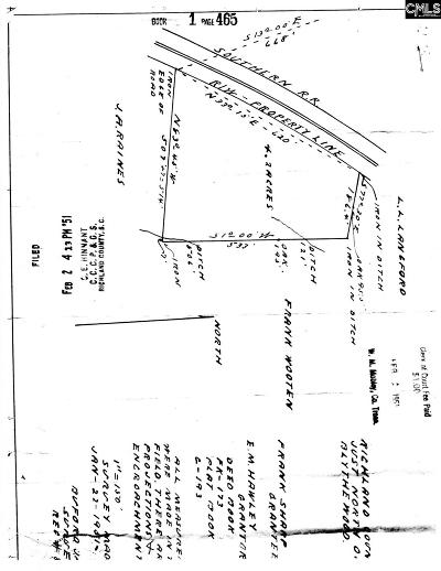 Blythewood SC Residential Lots & Land For Sale: $57,900