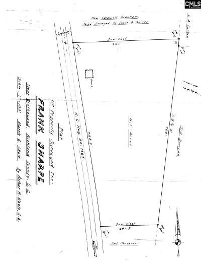 Blythewood SC Residential Lots & Land For Sale: $69,900