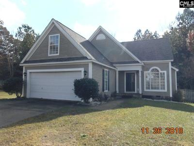 Calhoun County, Fairfield County, Kershaw County, Lexington County, Richland County Single Family Home For Sale: 14 Haven Ridge