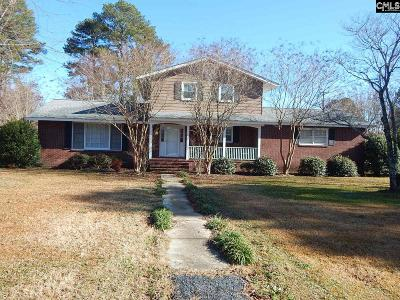 Bishopville SC Single Family Home For Sale: $159,900
