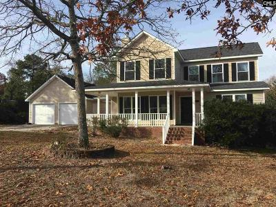 Calhoun County, Fairfield County, Kershaw County, Lexington County, Richland County Single Family Home For Sale: 1413 Cherokee