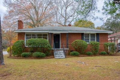 Calhoun County, Fairfield County, Kershaw County, Lexington County, Richland County Single Family Home For Sale: 1131 Deerwood